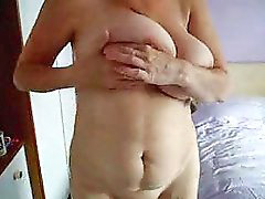 Selftaped, Selftape, Fully nude, Mom busty, Busty mom, Stolen video