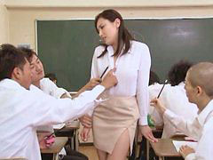 Asian, School, At, Asians, Asian chick at school, Asian school