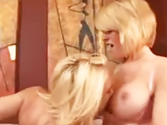 Kagney, Krissy, Lucky cock, Krissie, Share cock, Threesome lucky
