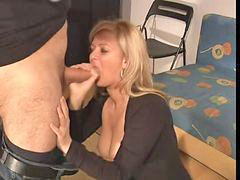 Mature, Matures, Blonde
