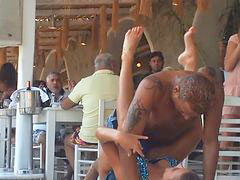 Beach, Sexy, Dance, Dancing, Restaurant, Beache