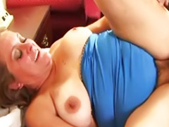 Granny, Machine, Granny interracial, Machines, Chubby milf, Interracial chubby