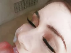 Miley, Huge facial, Miley s, Miley facial, Huge facials, Huge amateur facial