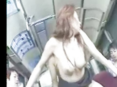 Japan, Bus, Seduction