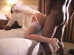 Cuckold, Bride, Wedding, Cuckold bbc, Bride fuck, Cuckold 1