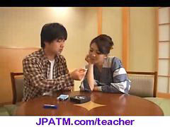 Teacher, Japanese teacher