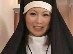 Nuns, Cream, Creaming, Creamed, The nun, Inside v