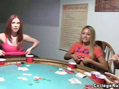 College party, Poker, Strip poker, Wild college party, Wild gone, Wild slut