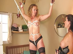 Lesbian teacher, Humiliation, Punish, Punished, Punishment, Punished lesbians