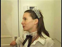 Submission french, French maid, Maid french, Maid used, Submissive, Submiss