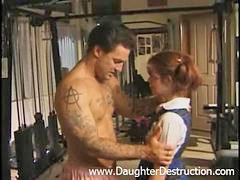 Brutal, Daddy daughter, Hatefucked, Brutally, Daddy & daughter, Daughter daddy