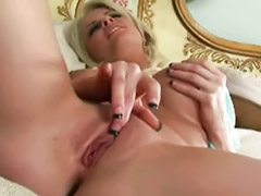 Shaved g queens, Shaved g queen, Milf in solo, Glamour milf, Blonde bed masturbating, Blonde masturbate bed