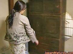 Milf, Japanese, Asian, Amateur, Teen, Bukkake