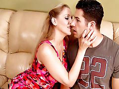 Julia ann, Julia, Sons friend, Big tit pornstar julia, Big load, Fucking son
