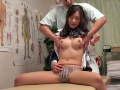 Massage, Schoolgirl