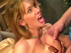 Sperm tits, Not her, Big sperm, Sperm pov, Not cum, Pov office sex