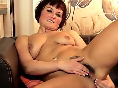 Masturbation mature poilue