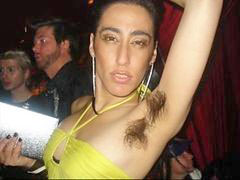 Hairy, Party, Armpit