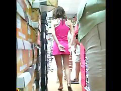 Shoe shop, Shopping upskirt, Upskirt shoes, Shopping, Shop, Shoes