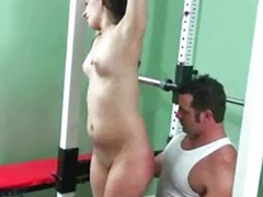 Fitness, Fucked and bound, Bound fuck, Bound fucked, Sex fit, Model fucked