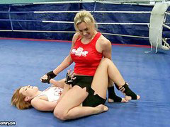 Fight, Tanya tate, Tate, The fighting, Rings, Ringing