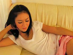 Ladyboy, Thai, Teen, Cute teens, Teens, Teen solo