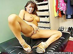 Devon 1, Devon, America, Devon michaels, Naughty america, Herself fuck